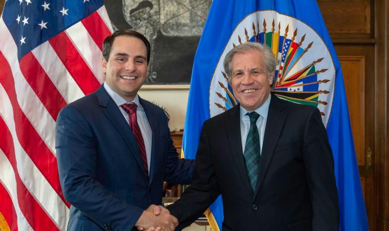 Venezuela denunciará al ex ministro de Mújica, Luis Almagro, ante la ONU