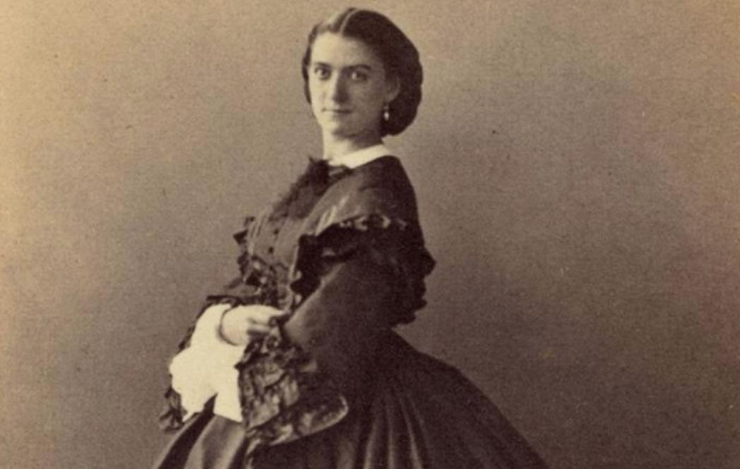 Constance Queniaux, la mujer representada en L'Origine du Monde