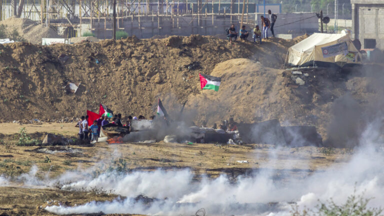 Ejército israelí asesina niño palestino de 12 años