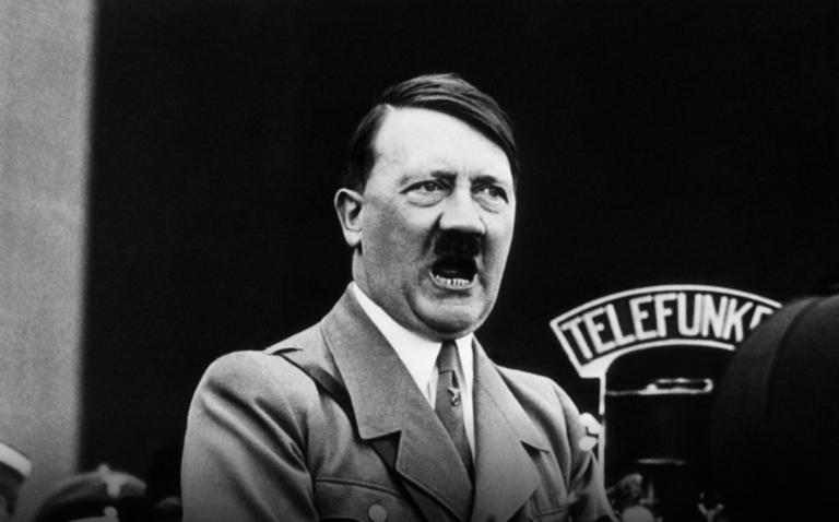 Hitler era homosexual