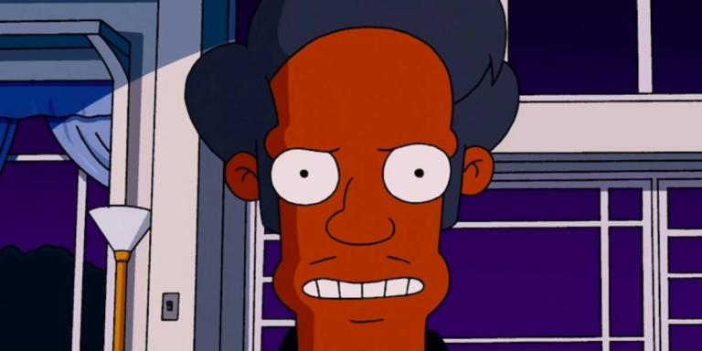 Apu será eliminado de 'Los Simpson'