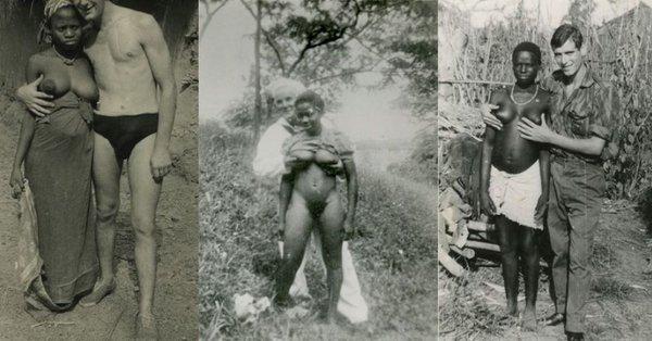 Sexo, raza y colonias Una violación que duró seis siglos