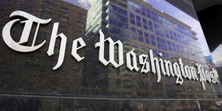 Washington Post pide presión sobre Arabia Saudí en caso de periodista desaparecido