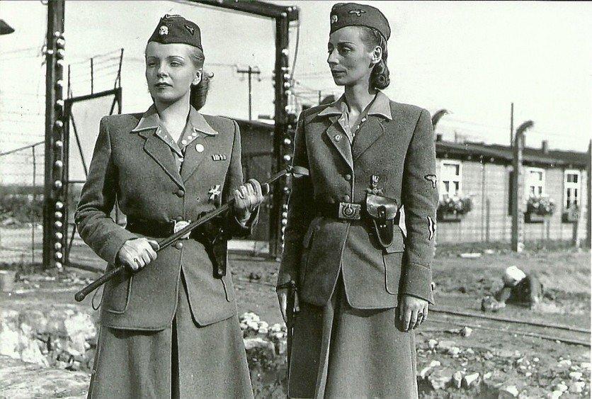 Burdeles en los campos de concentración nazis