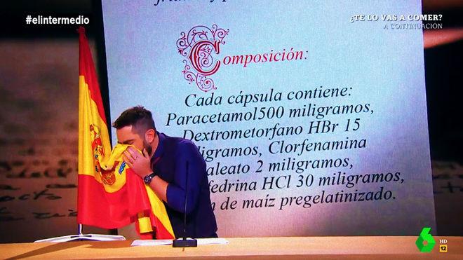 """Consejero de Educación de Ceuta: """"1.000€ a quien parta la cara a Dani Mateo"""""""