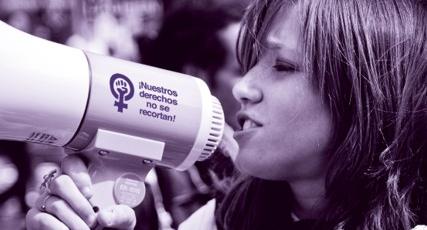 El Área Federal de la Mujer de IU se disuelve