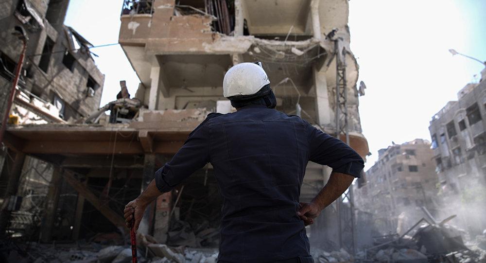 Nuevos atentados de falsa bandera de los Cascos Blancos en Siria