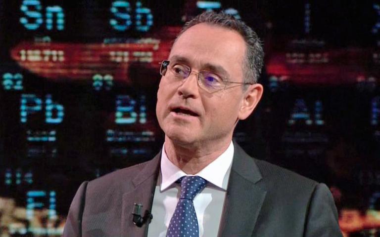 """""""España está abocada a una revolución"""" según Pedro Baños"""