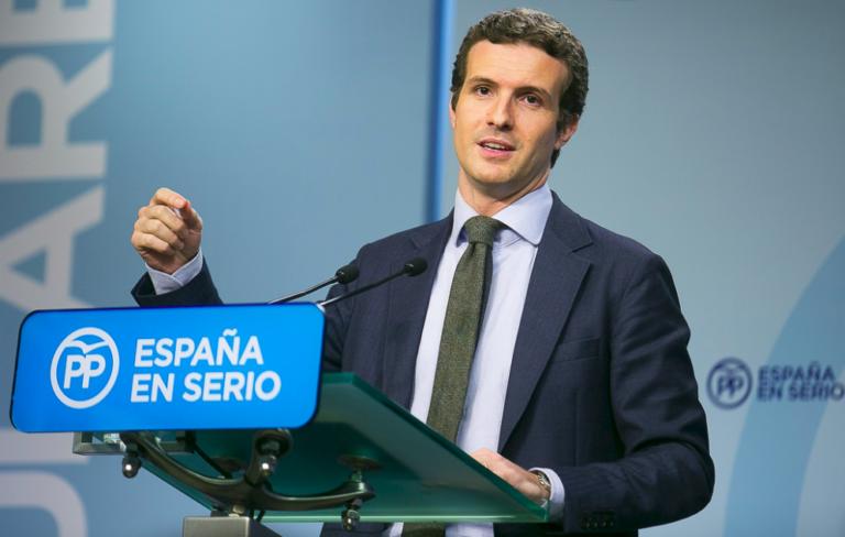 El Partido Popular en España equipara fascismo y comunismo