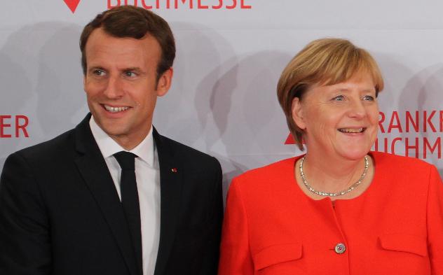 Angela Merkel asume la defensa del ejército europeo