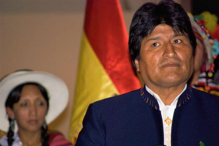 Evo Morales espera tener buenas relaciones con el Brasil de Bolsonaro