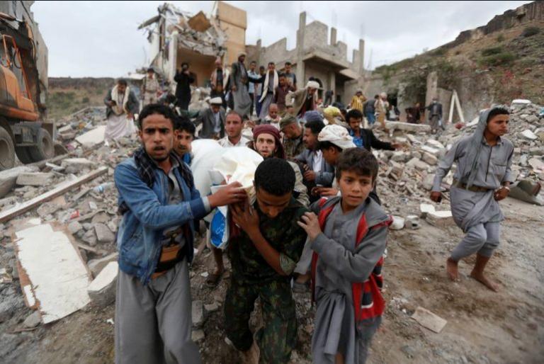 EEUU avanza con la medida para retirar apoyo a los saudíes en Yemen
