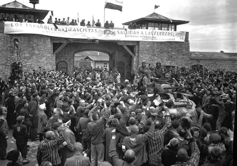 Fallece Paco Aura, último superviviente valenciano de Mauthausen