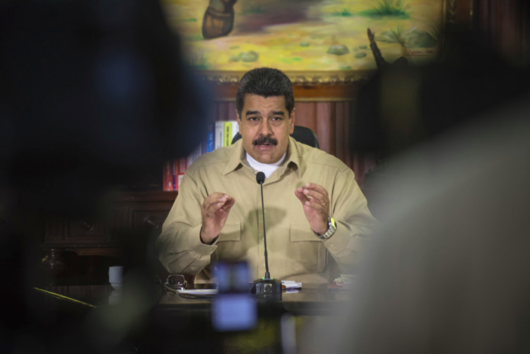 Mercenarios extranjeros en Venezuela para desestabilizar a Maduro