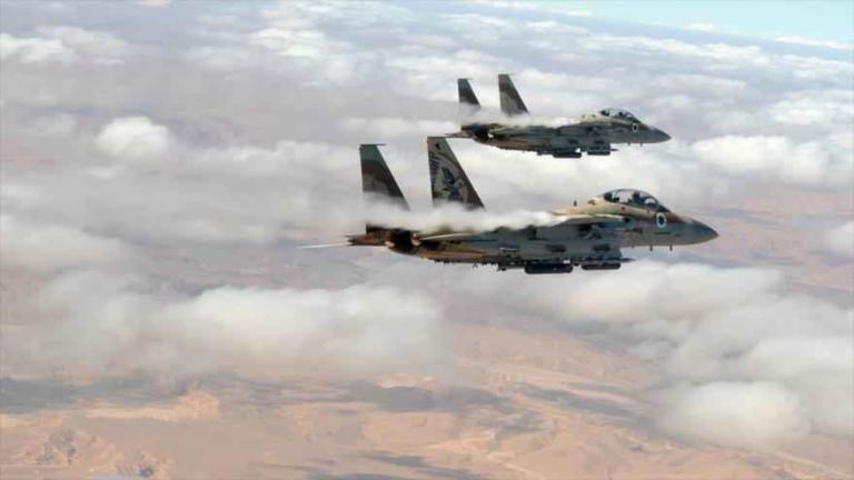 Israel realiza un nuevo ataque aéreo contra Siria