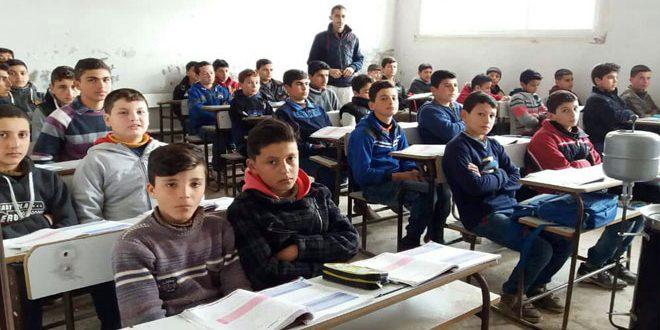 Siria: Reconstruyen más de medio centenar de escuelas en Homs