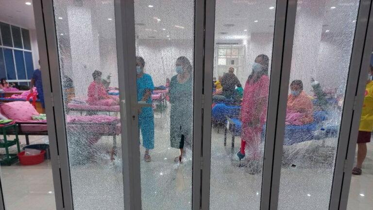 El ex soldado continúa disparando en el hospital Thai Covid-19, confundiendo a los pacientes con drogadictos